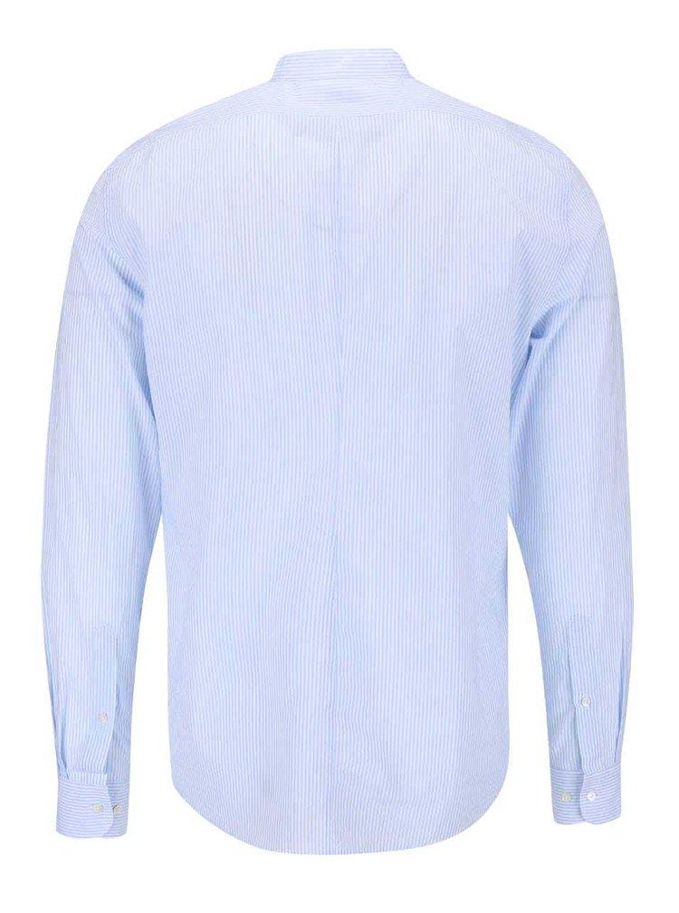 Světle modrá pruhovaná košile J.Lindeberg Dani