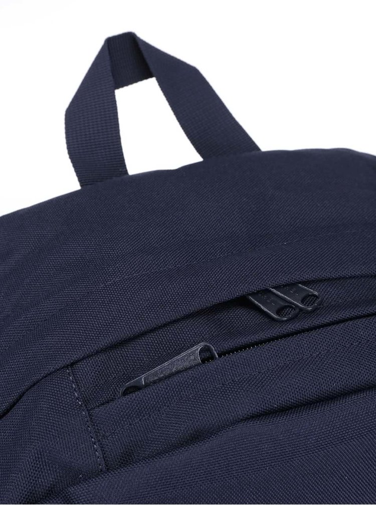 Tmavě modrý batoh s pruhy Herschel Pop Quiz