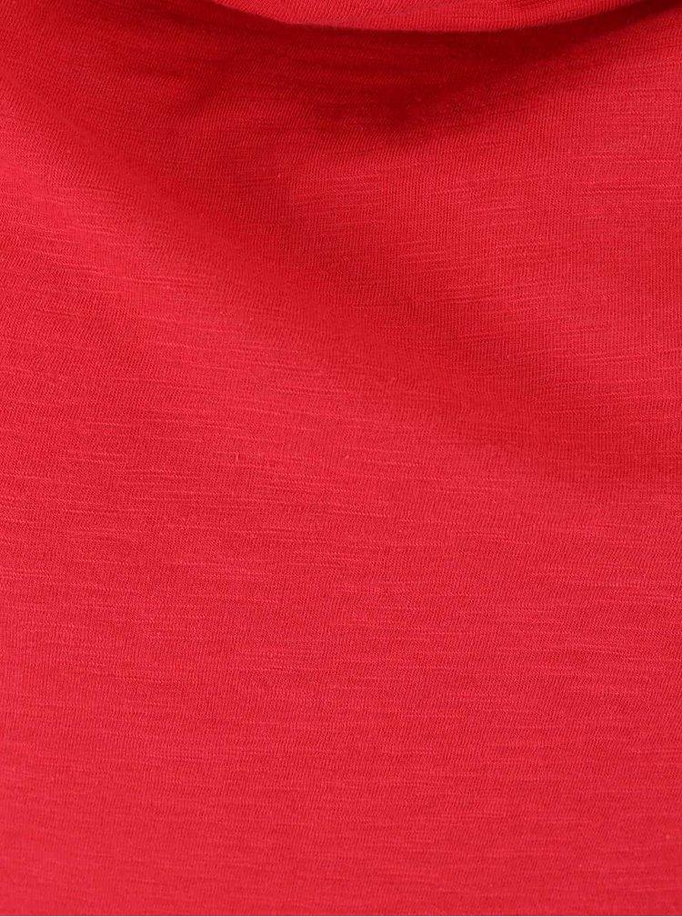 Červený top Tranquillo Arya