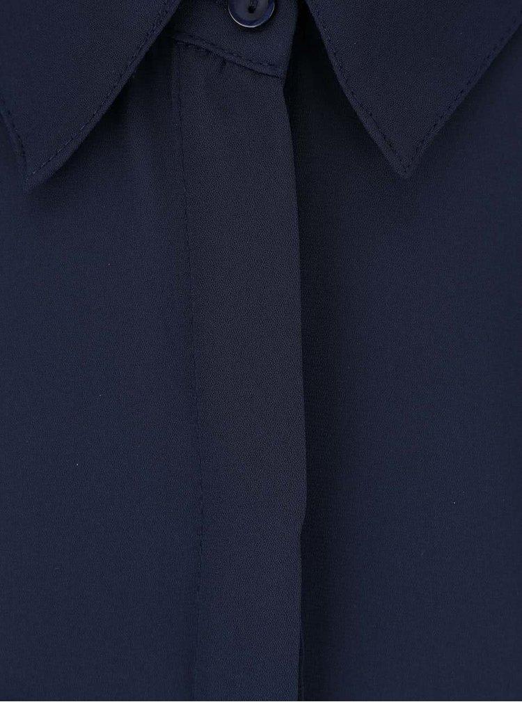 Cămașă lungă Dorothy Perkins albastră