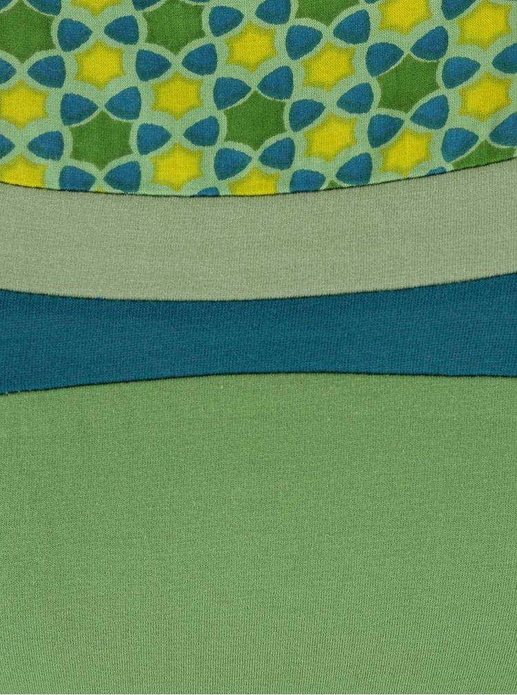 Zelené šaty Tranquillo Momoka