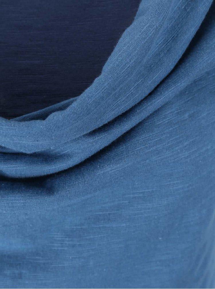 Modrý top Tranquillo Amanda