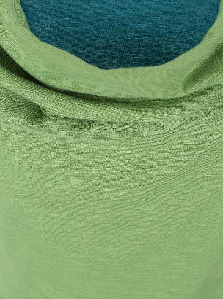 Zelený top Tranquillo Amanda
