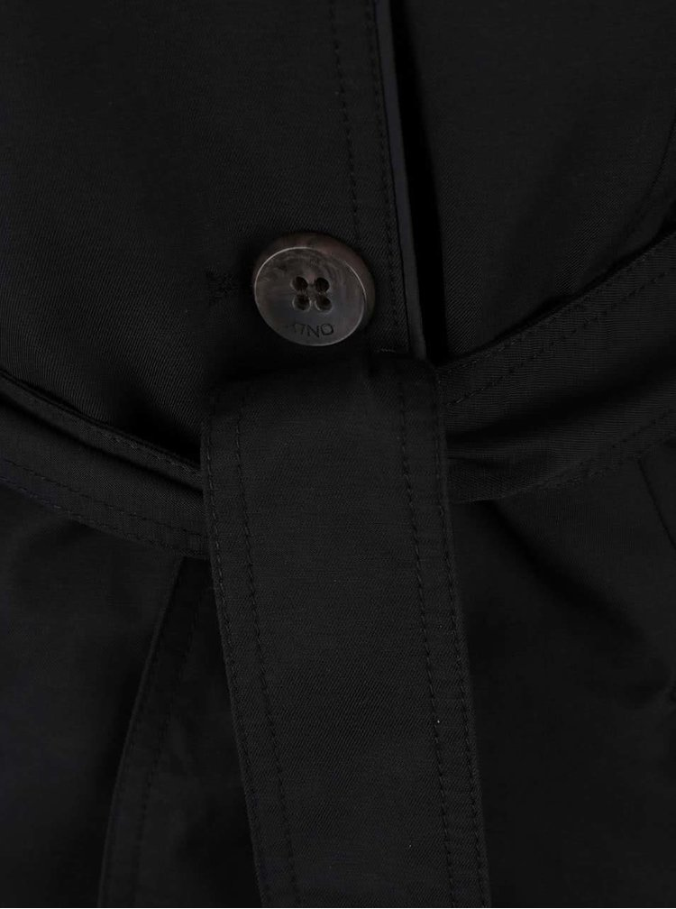 Palton subțire ONLY Molly negru