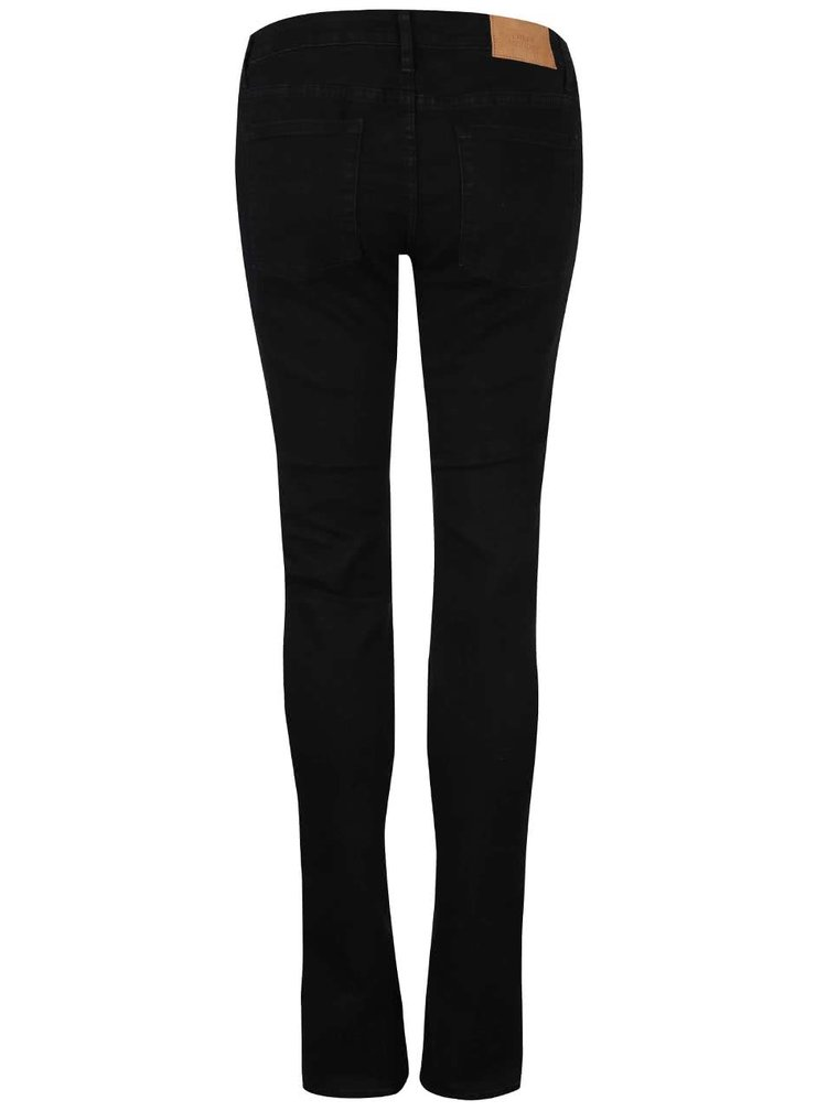 Černé džíny s děravými koleny Cheap Monday Destroy