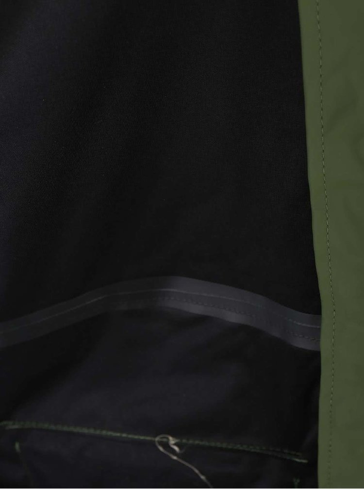 Jacheta impermeabila ONLY Train, de culoare verde