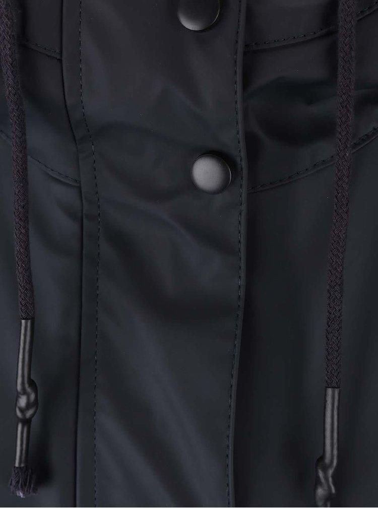 Tmavomodrá nepremokavá bunda ONLY Train