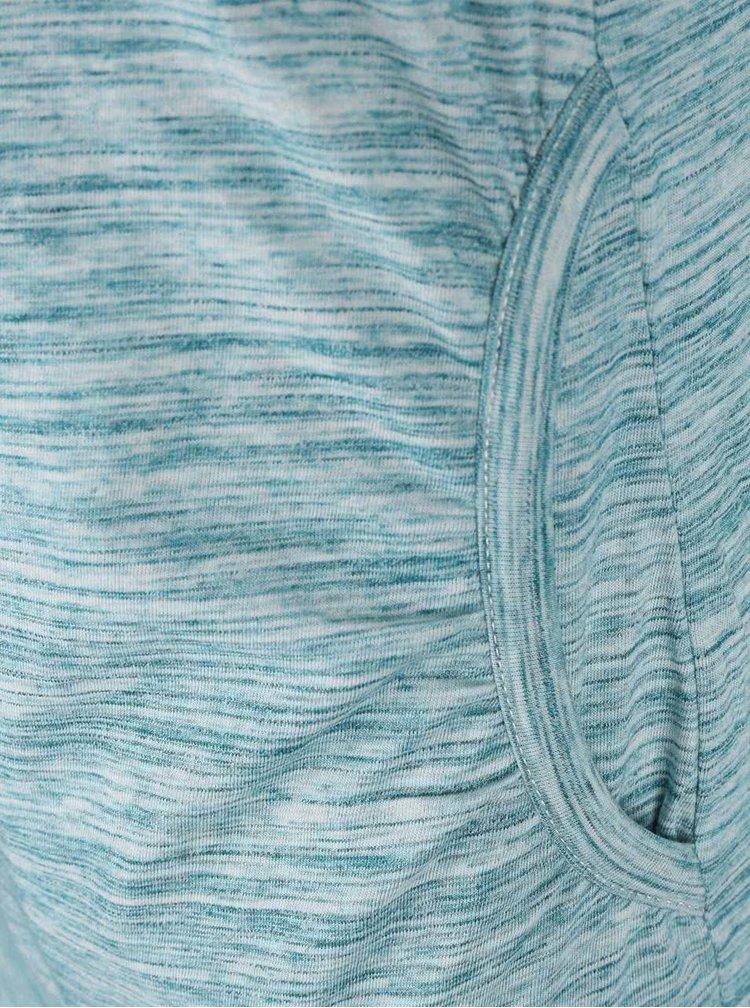 Pulover Ragwear Chenay cu dungi verzi, pentru femei