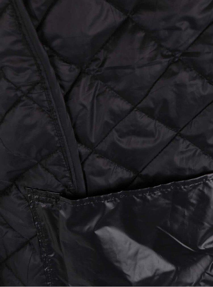 Jachetă Blend neagră, matlasată