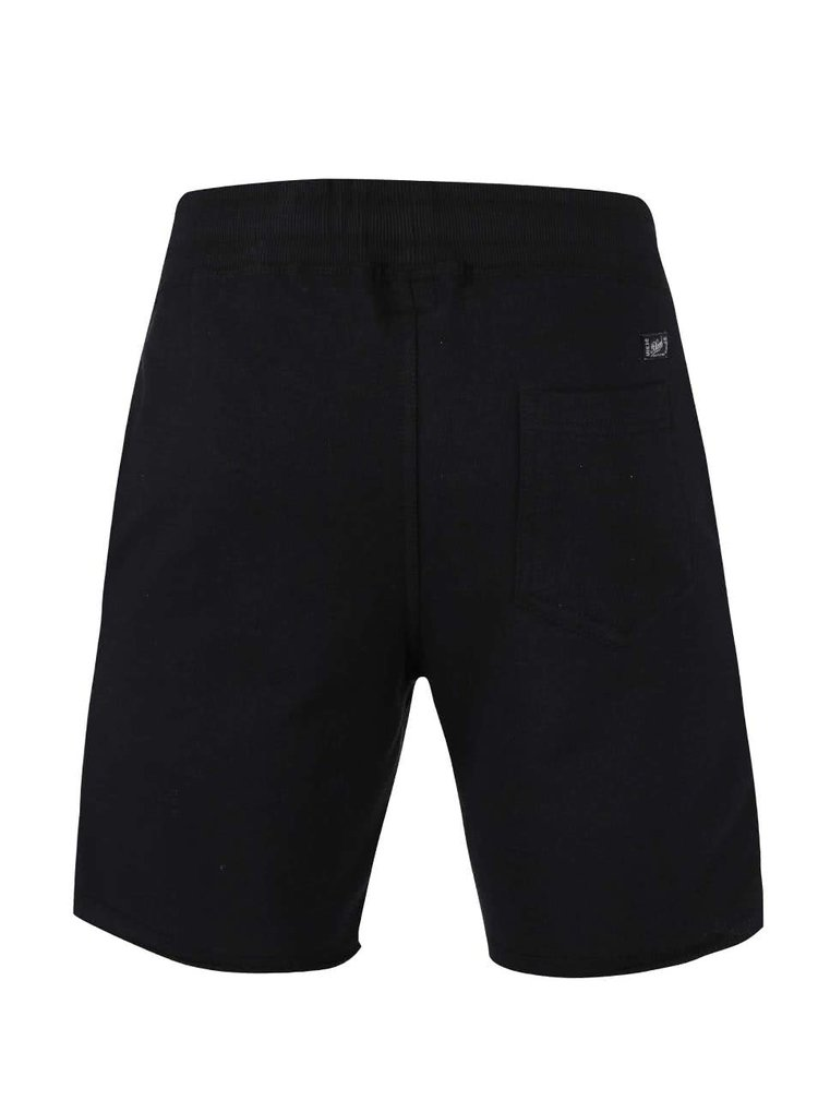 Pantaloni sport scurți Blend negri