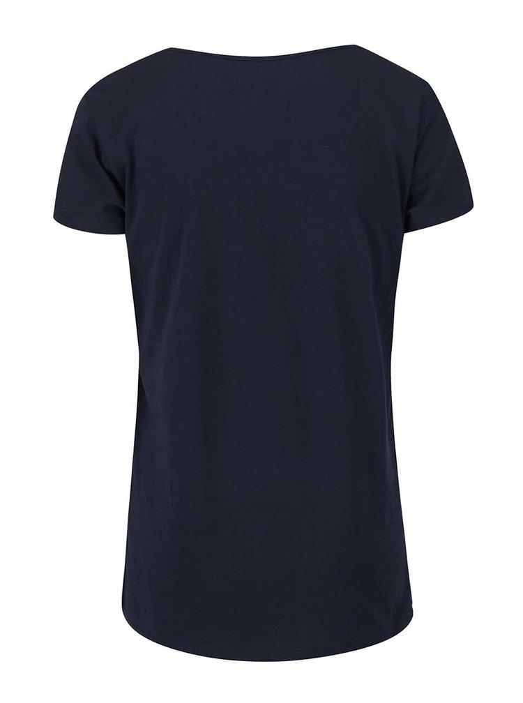 Tricou Ragwear Sugar Organic pentru femei albastru
