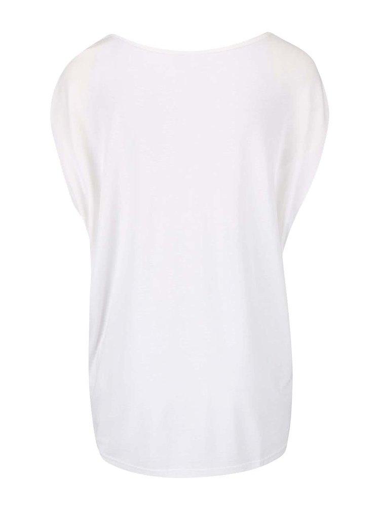 Tricou Ragwear Hipe Organic pentru femei, crem