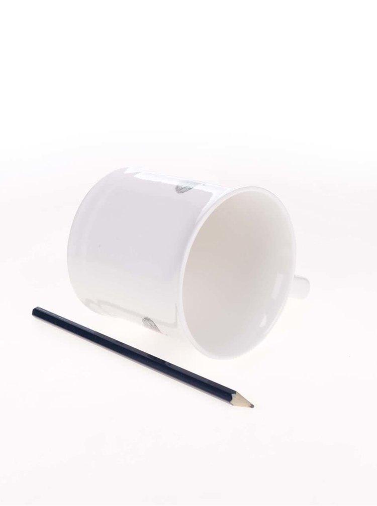 Porcelánový hrnek s dárkovou krabičkou Magpie Curios