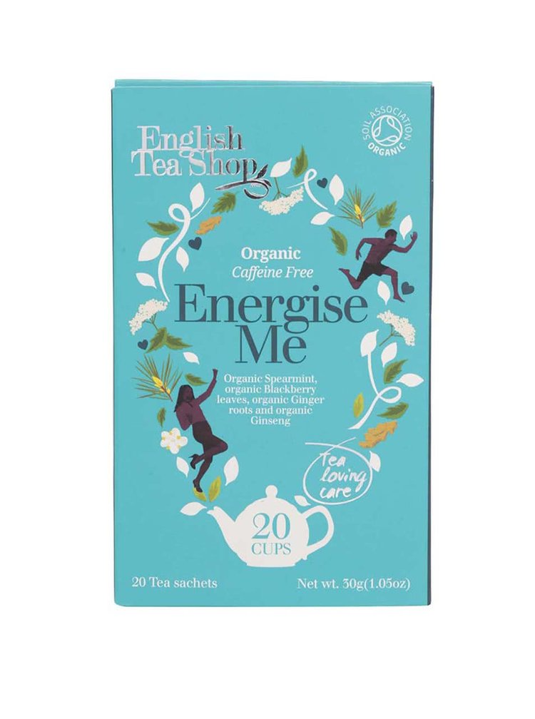 Ceai Energise Me English Tea Shop