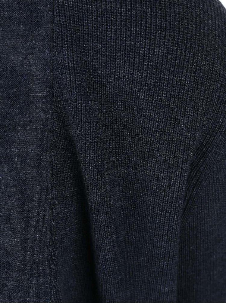 Tmavě modrý cardigan Selected Homme Chad