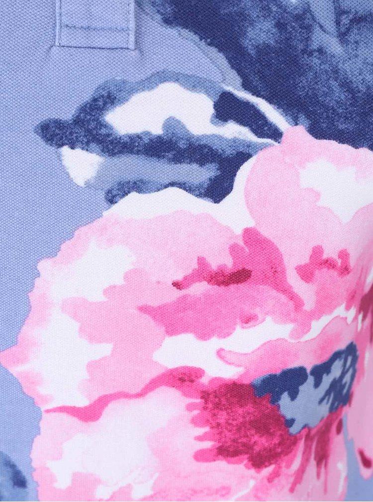 Top polo de damă Tom Joule Cheeky, albastru