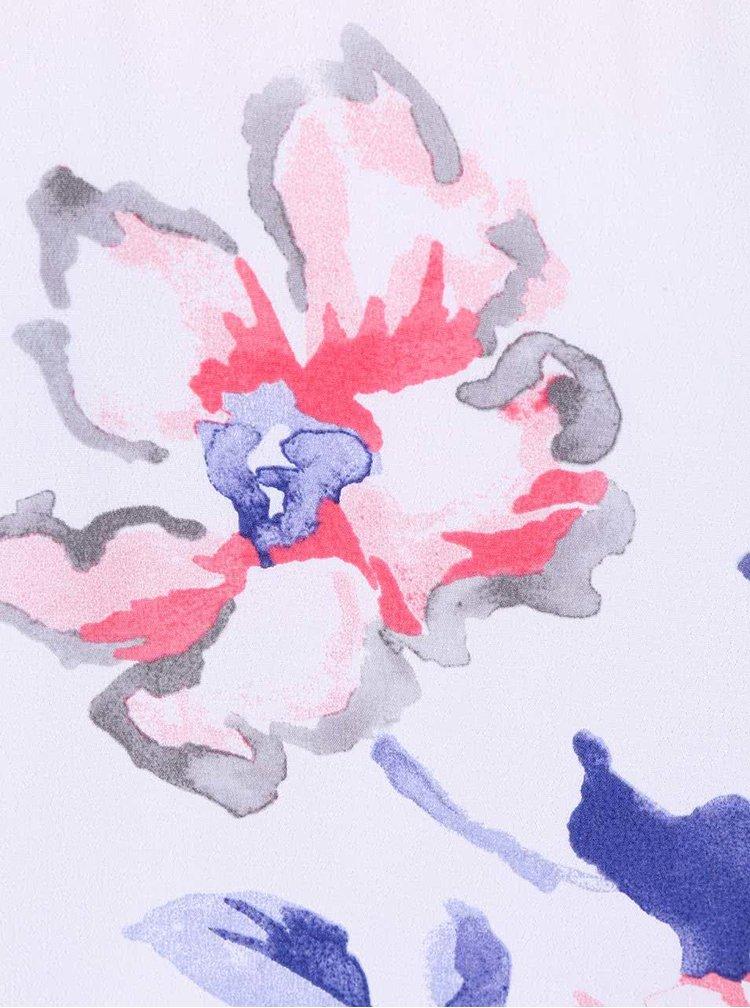 Bílé dámské květované tílko Tom Joule Iris