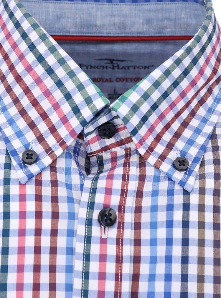 Farebná kockovaná košeľa Fynch-Hatton
