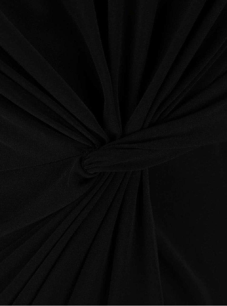 Rochie cu mâneci 3/4 Dorothy Perkins Curve neagră
