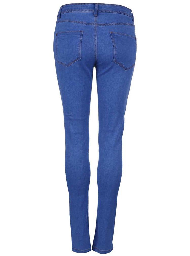 Světle modré elastické džíny Dorothy Perkins  1e79b8d1a1