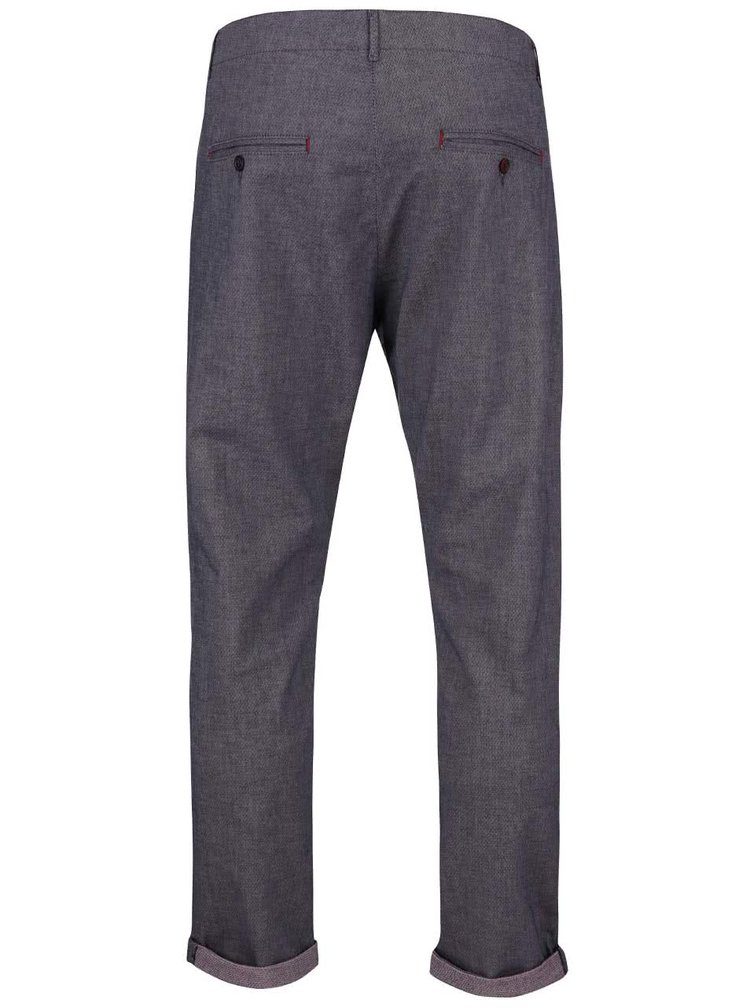 Pantaloni chino Jack & Jones Don gri