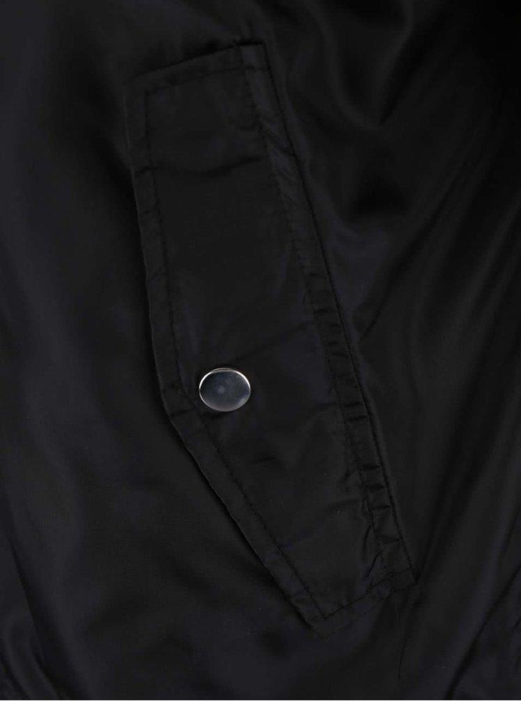 Černá bunda Jack & Jones WEEKND