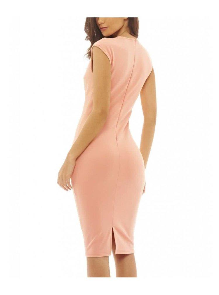 Rochie AX Paris roz