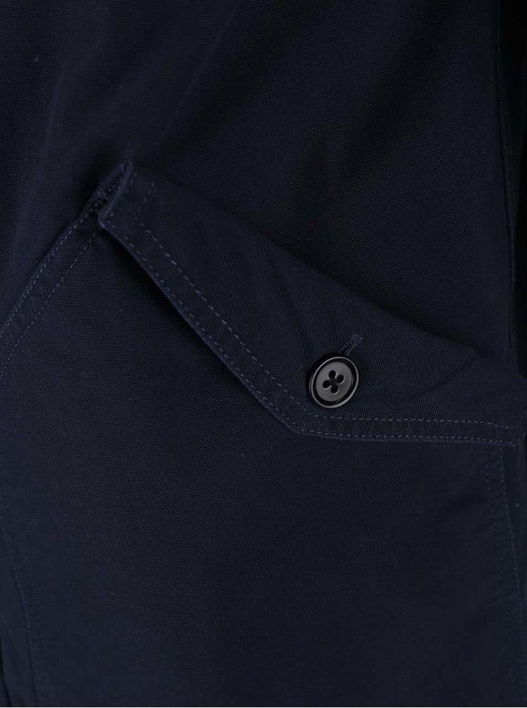 Tmavomodrá pánska bunda Burton Marin