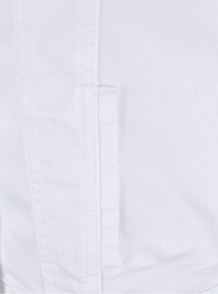 Jacheta VILA Per din denim alb