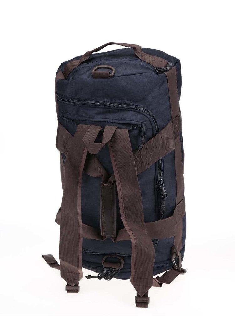 Tmavě modrá cestovní taška Burton Backhill