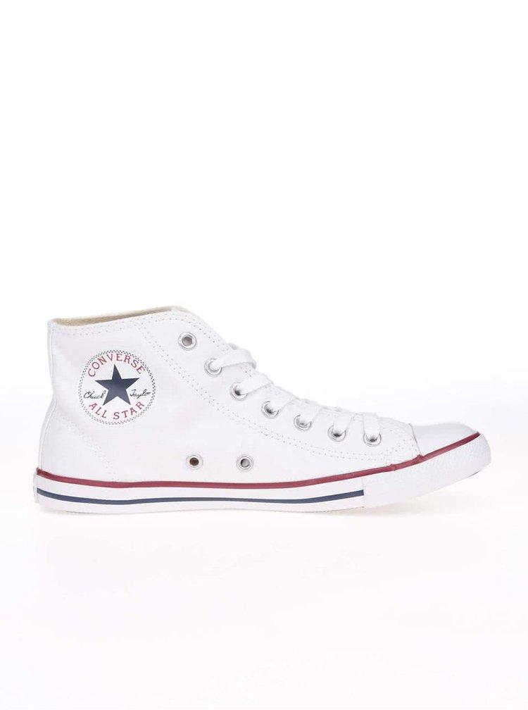 Teniși de damă Converse Chuck Taylor All Star Dainty albi, înalți