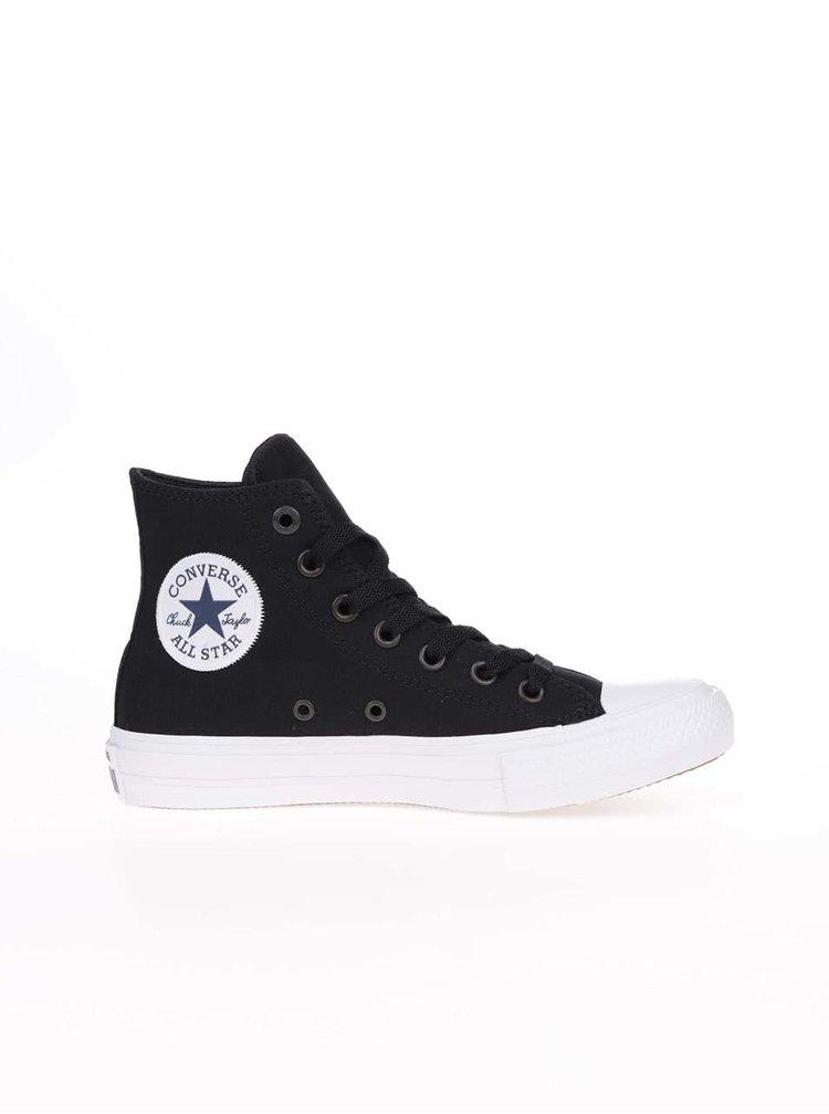 Tenisi unisex Converse Chuck Taylor All Star II negru cu alb