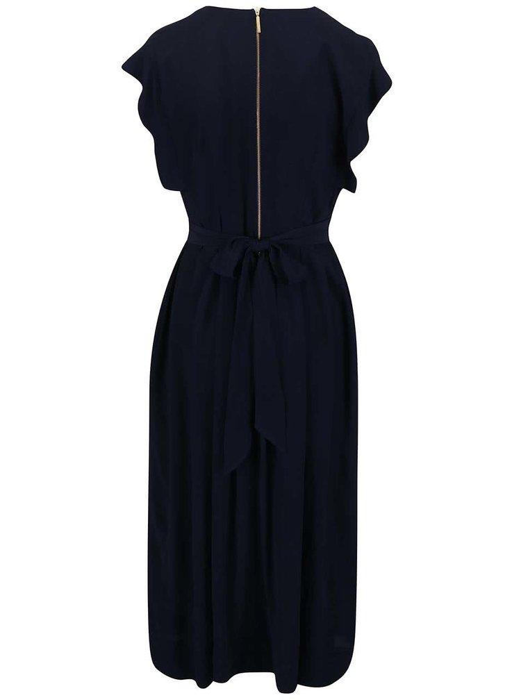 Tmavomodré šaty Closet