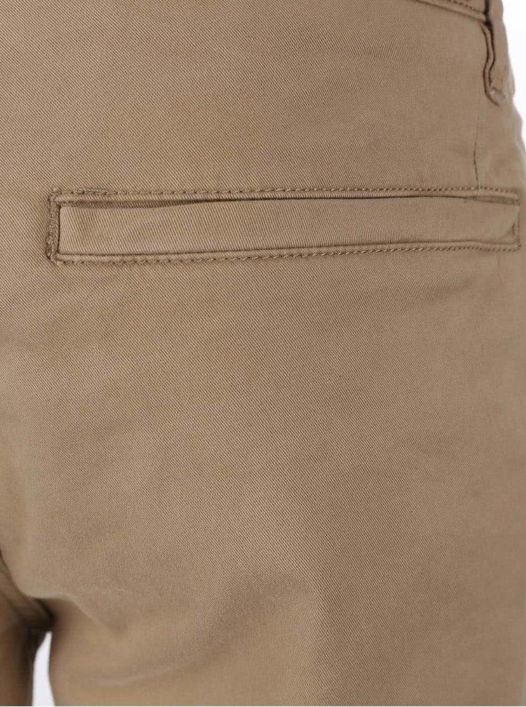Pantaloni scurți Shine Original Kurtis bej