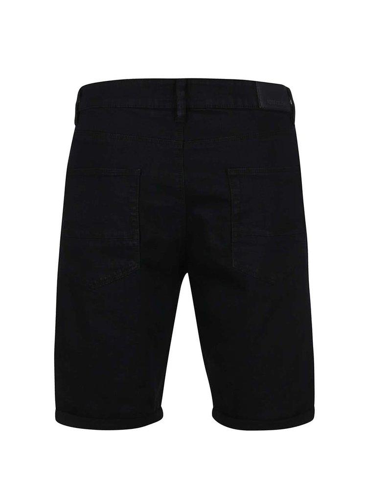 Čierne kraťasy Shine Original Wayne Shorts