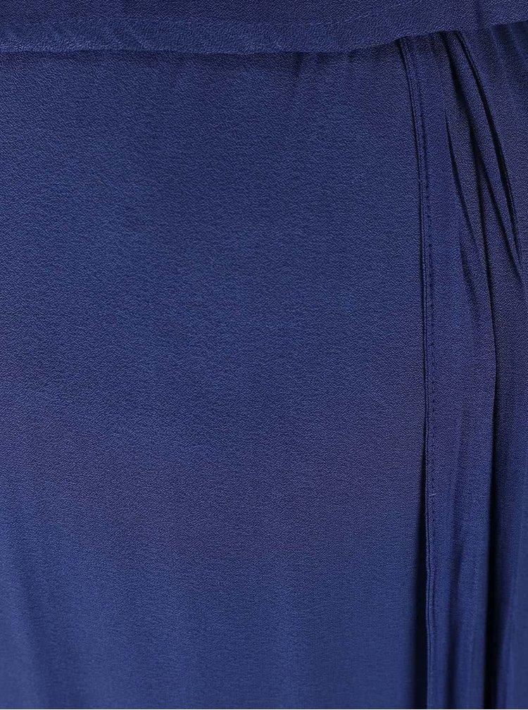 7684788de998 Modré tehotenské šaty Mama.licious Ketty