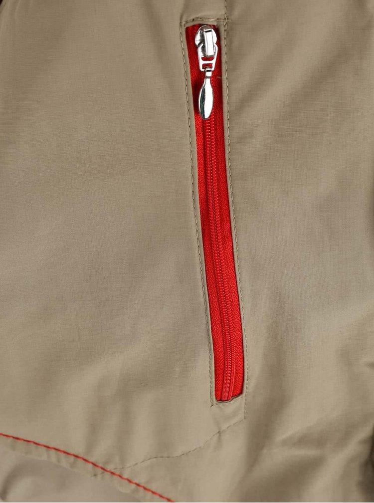 Béžová pánská bunda bugatti