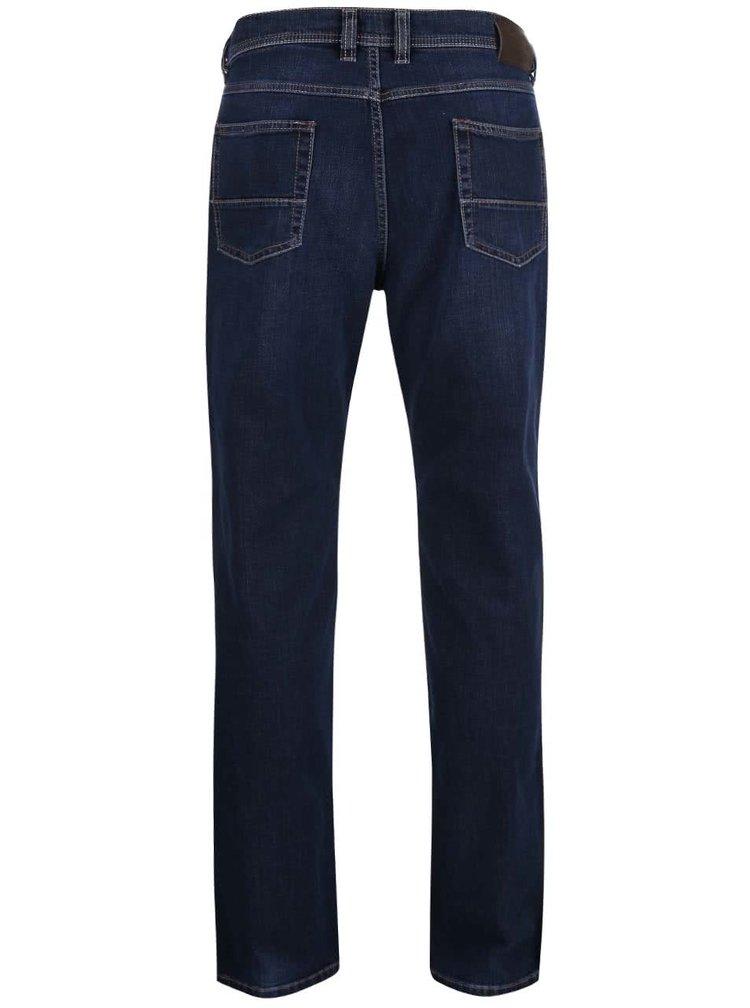 Modré pánské džíny bugatti