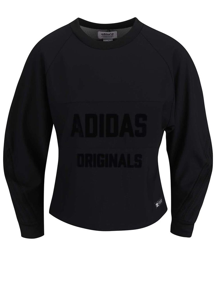 Hanorac de damă adidas Originals negru