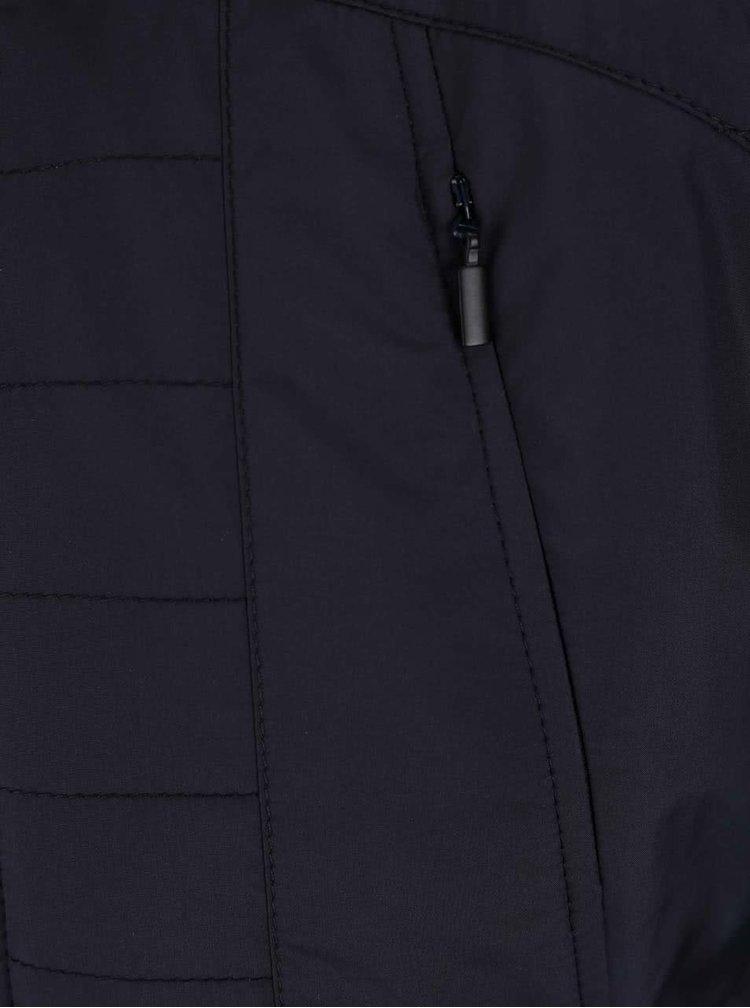 Modrá dámská bunda bugatti