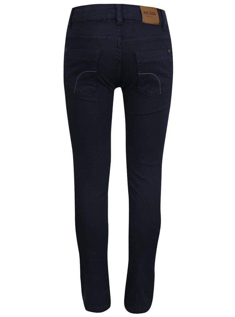 Tmavě modré holčičí kalhoty Blue Seven