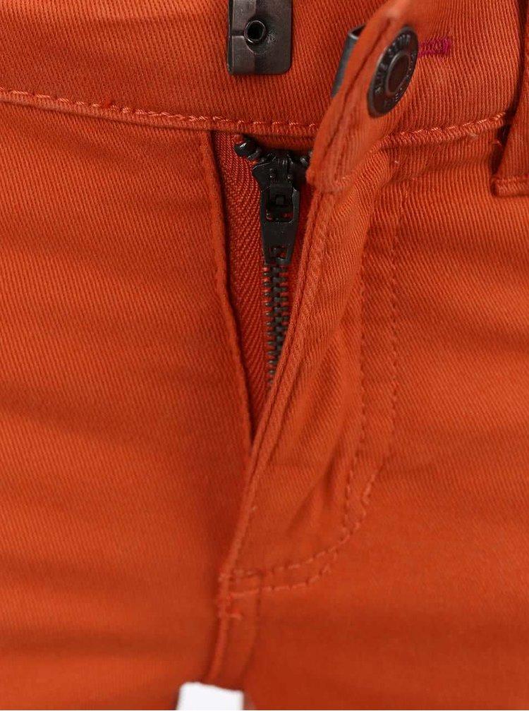 Oranžové dievčenské rifle Blue Seven