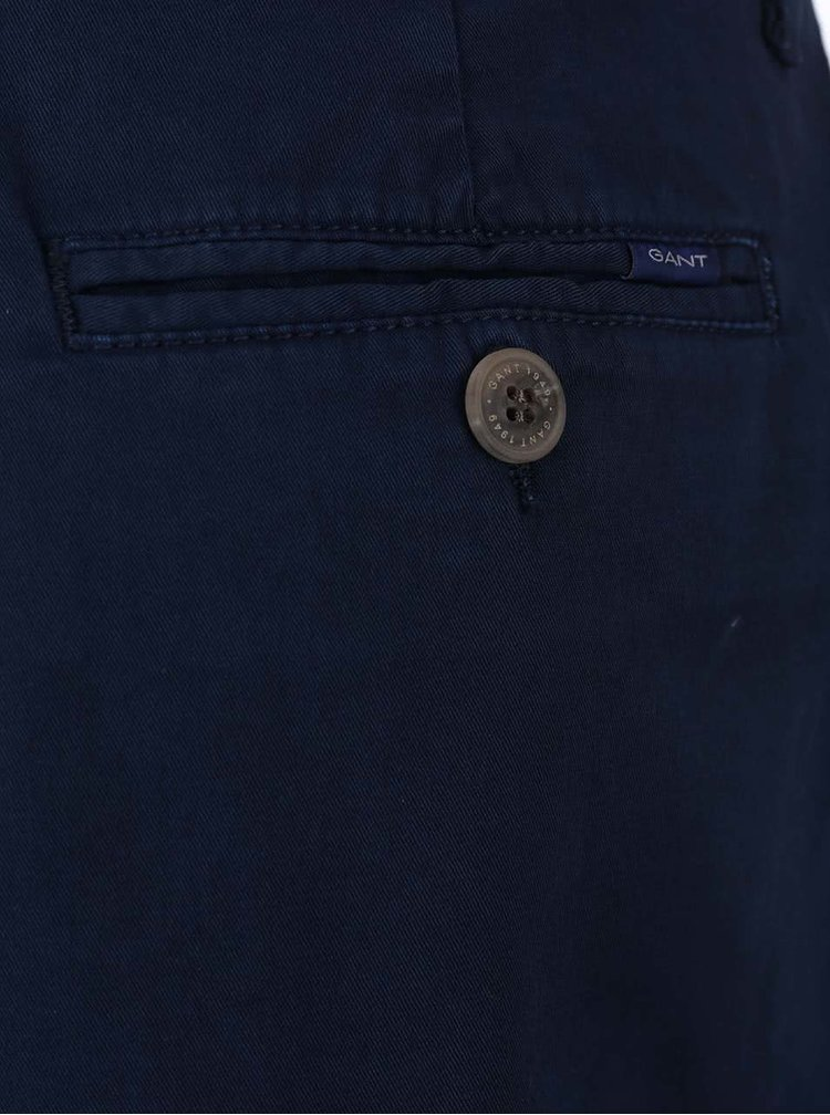 Tmavě modrá minisukně GANT