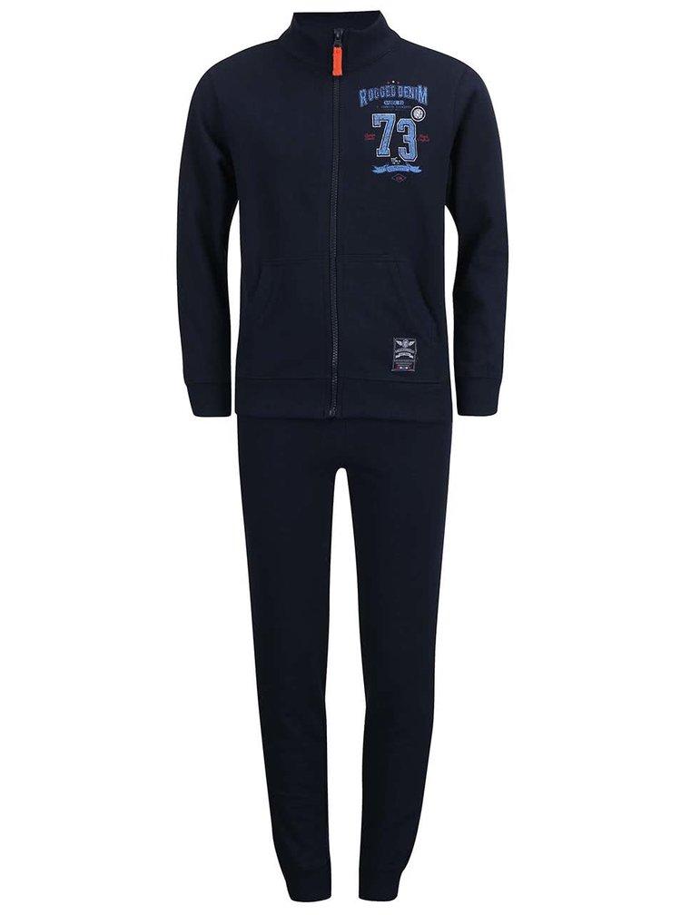 Costum sport pentru copii Blue Seven navy