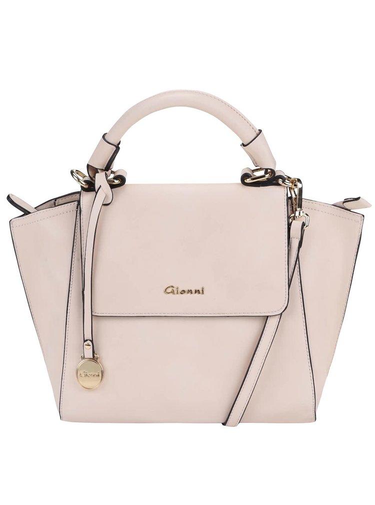 Krémová kabelka Gionni Taylor