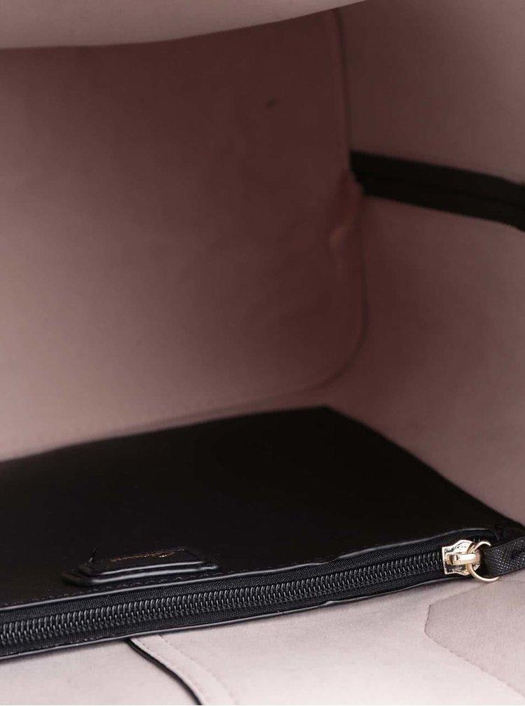 Čierna kabelka Gionni Kirsi