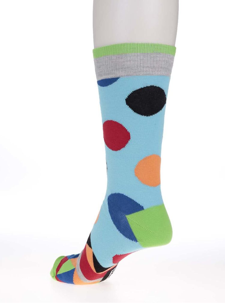 Sada troch pánskych ponožiek so vzormi Oddsocks Ben