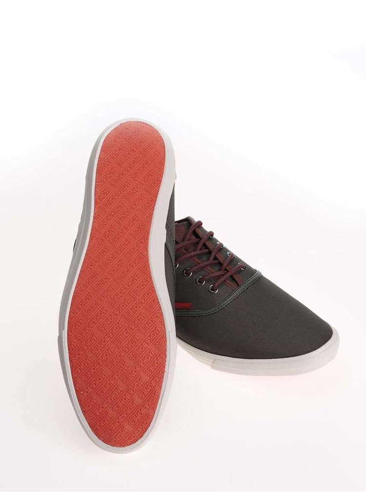 Pantofi sport Jack & Jones Spider verzi
