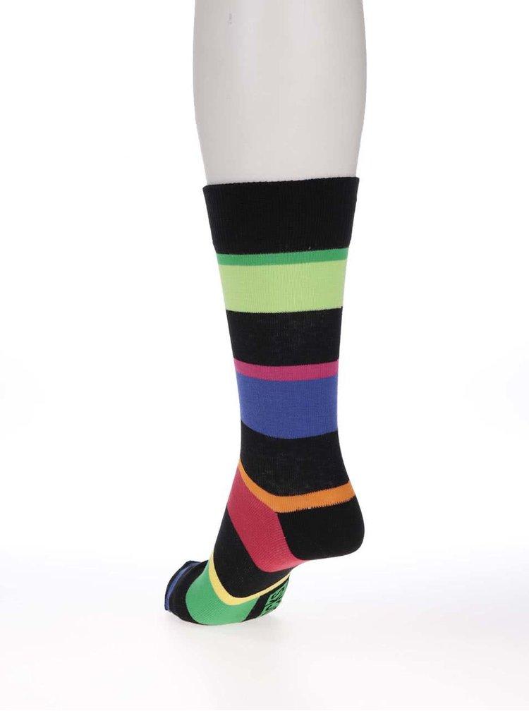 Sada troch pánskych farebných ponožiek Oddsocks Tom