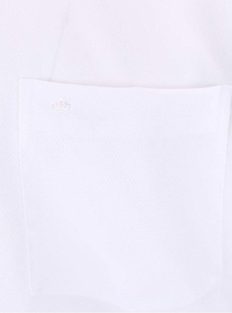 Cămașă Seidensticker Kent albă